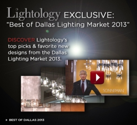 See the latest modern lighting trends and LED technology with Lightology
