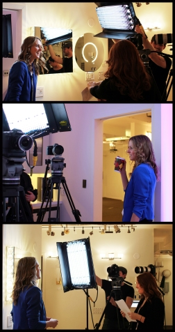 Behind the Scenes - Lights. Camera. Coffee. Action!