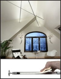 Edge Lighting - Soft Line - 2012 Indoor Competition Winner
