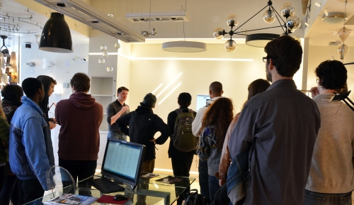 Global Classrooms Students Learn About Pure Lighting at Lightology