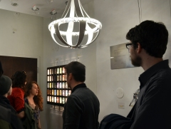 Swarovski Chandelier at Lightology